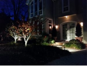 Fall is the Time to Install Landscape Lighting