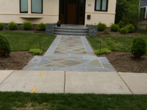 Walkways and Repairs The Landscape Design Center